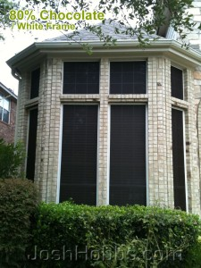 Buda TX Sun Screens for Windows